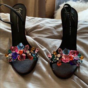 Giuseppe Zanotti Blinda Slingback Sandals